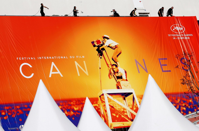 Preparativos finais para 72ª edição do Festival de Cinema de Cannes