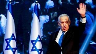 以色列总理内塔尼亚胡资料图片