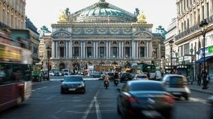 Starting in October, six historic districts in central Paris will remain traffic-free on the first Sunday of every month, including Opera, City Hall says