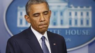 """باراک اوباما در یک کنفرانس خبری گفت: """"ما فراوان کارهای خوب کردهایم، اما کسانی را نیز شکنجه دادهایم. ما کارهایی مغایر با ارزشهایمان انجام دادهایم""""..."""