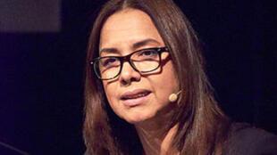 Aïcha El Basri, ancienne porte-parole de la Minuad, la force conjointe ONU-UA au Soudan.