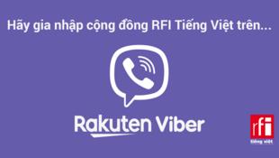 Cộng đồng RFI Tiếng Việt trên Viber