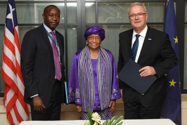 Conferência de Bruxelas sobre o ébola