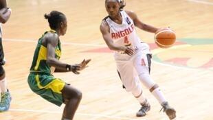A selecção feminina de basquetebol defrontou o Senegal esta sexta-feira.