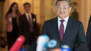 Fu Cong, le directeur général du département du Contrôle des armements au ministère chinois des Affaires étrangères.