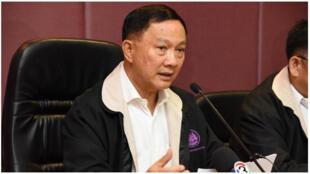 រដ្ឋមន្ត្រីក្រសួងការងារថៃ លោក Pol Gen. Adul sangsingkeo