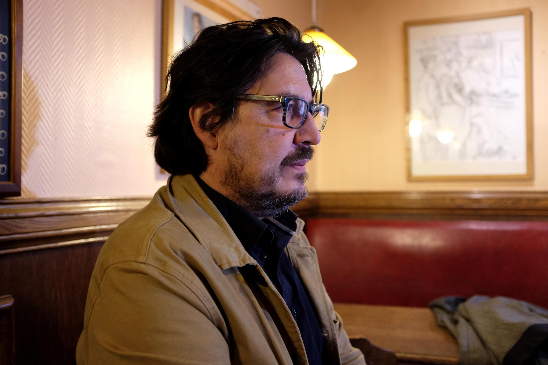 David Dufresne, réalisateur du documentaire « Un pays qui se tient sage ».