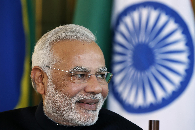 Narendra Modi est le premier chef de gouvernement indien à s'engager aussi visiblement dans la cause des sanitaires pour tous.