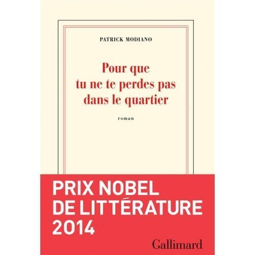 Unnos 20 libros de Patrick Modiano están traducidos en español.