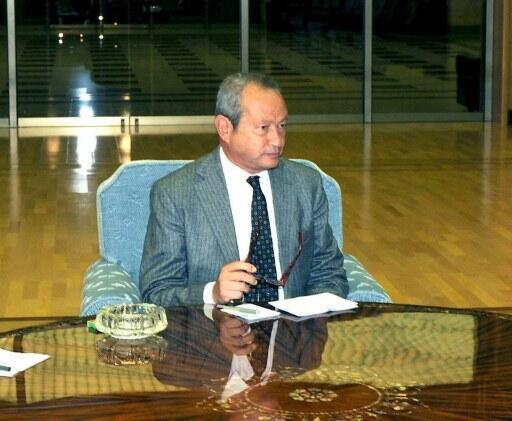 Naguib Sawiris attajirin kasar Masar