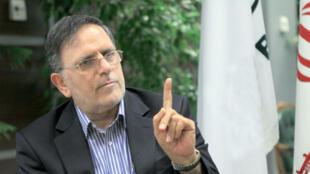 ولی الله سیف - رئیس کل بانک مرکزی ایران