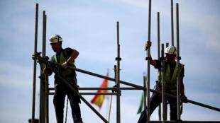 Produção industrial da Espanha voltou a crescer e dá impulso às exportações.