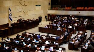 پارلمان اسرائیل، تصویر آرشیوی