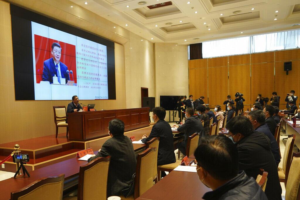 Chine - Xi Jinping