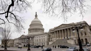 Trụ sở Quốc hội Hoa Kỳ  tại Washington.