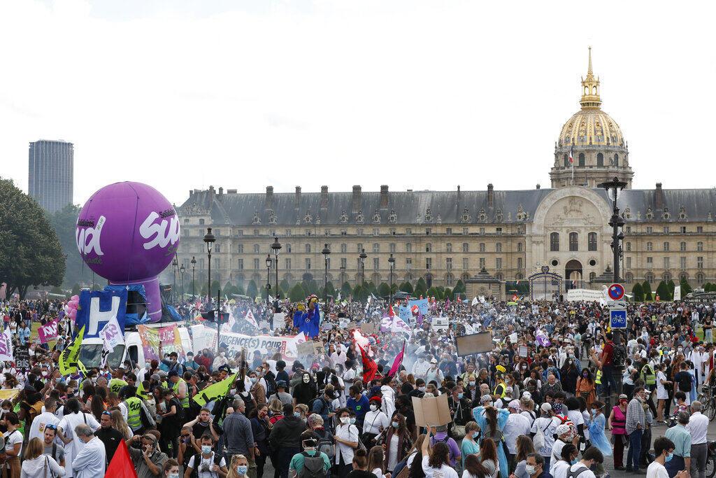 Protestos saude AP20168503454850