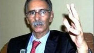 Mohamed Yahya Ould Horma,1er vice-président de l'Union pour la République, parti au pouvoir en Mauritanie.