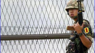 朝鲜边防军