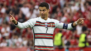 cristiano ronaldo portugal euro