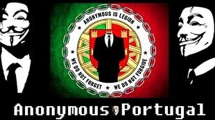 Anonymous Portugal, autor dos ataques