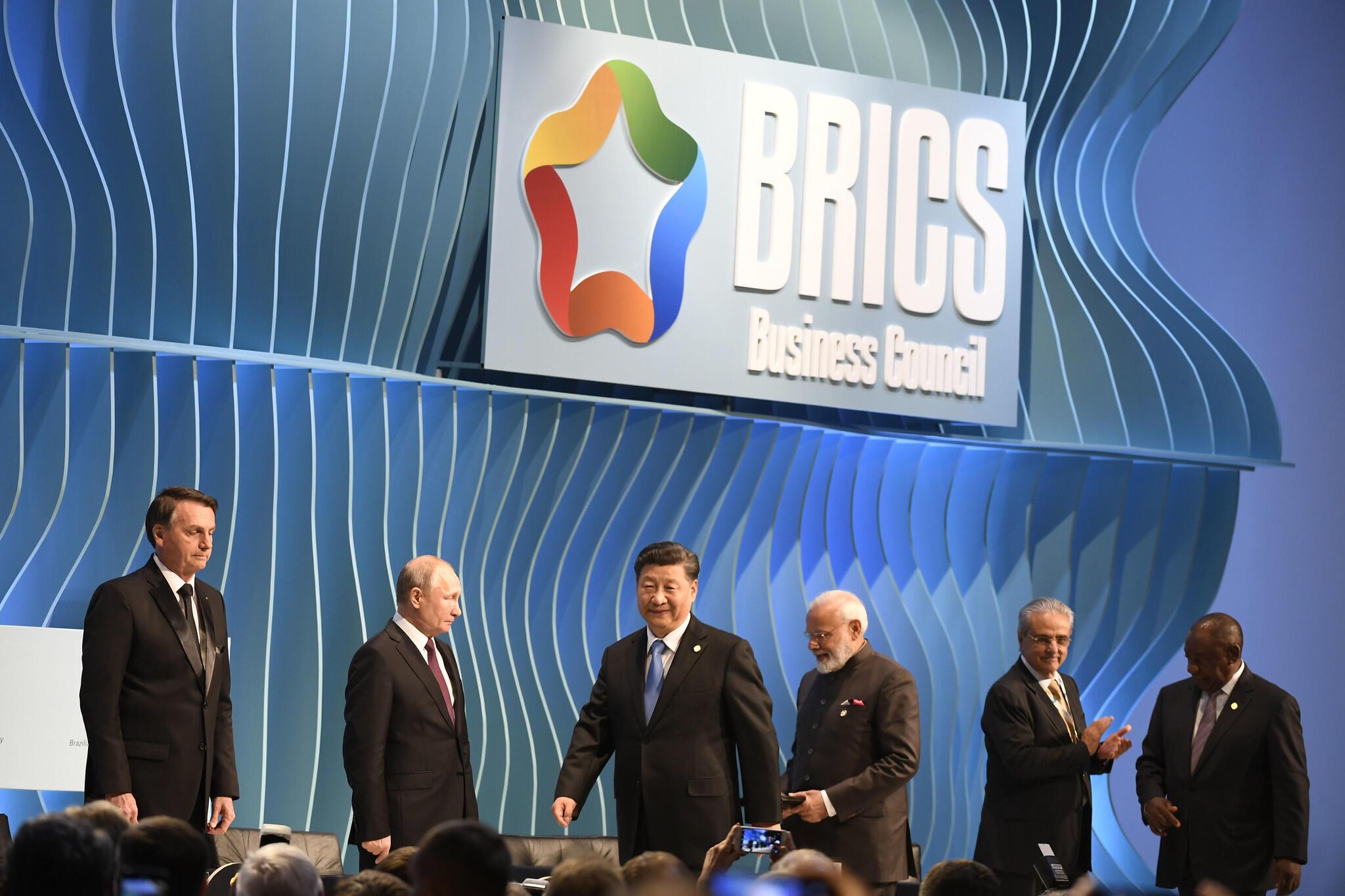O jornal Le Figaro desta quinta-feira (14) destaca a XI Cúpula do Brics em Brasília.