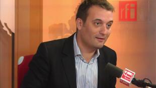 Florian Philippot.