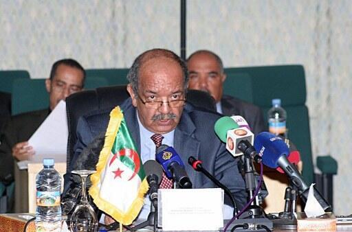 Abdelkader Messahel (photo d'archives, 2012).