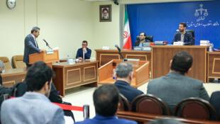 شعبه سوم دادگاه ویژه جرایم اقتصادی به ریاست اسدالله مسعودی
