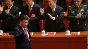 O presidente chinês, Xi Jinping, abriu nesta quarta-feira (18), em Pequim, o 19° Congresso do Partido Comunista da China.