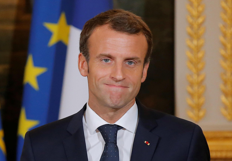 Президент Франции выступил с обращением сразу после объявления результатов референдума