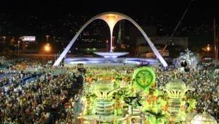 O Sambódromo do Rio, projetado por Oscar Niemeyer, completa 30 anos.