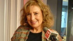 La cantante argentina Mariel Dupetit