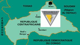 Les humanitaires de l'ONG Triangle ont été enlevés dans la région de Birao.