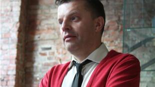 Российский журналист Леонид Парфенов