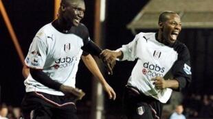 Tsohon dan wasan Senegal Papa Bouba Diof