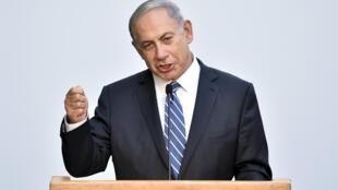 Firaminstan Isra'ila Benjamin Netanyahu