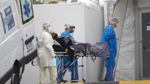 Brasil sigue siendo el país con más casos de Covid-19 en América Latina y el Caribe, casi dos millones y medio de positivos y 87.000 muertos.