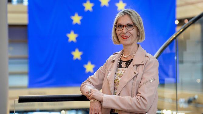 La eurodiputada Beatriz Becerra.