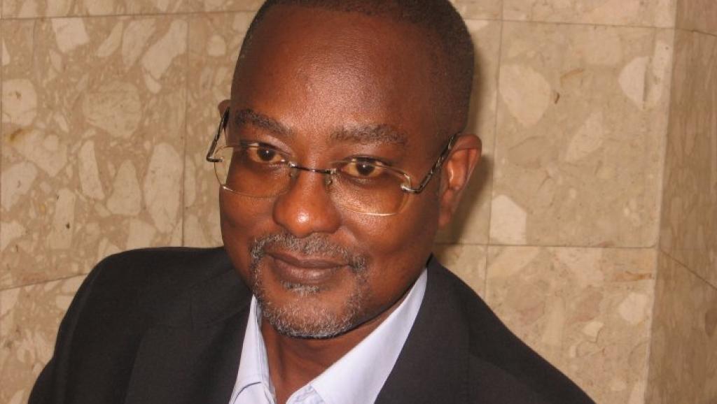 Victor Pereira, porta-voz do PRS e Ministro da Comunicação Social da Guiné-Bissau