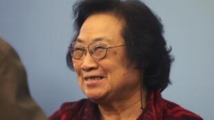 中國醫學家屠呦呦獲2015諾貝爾醫學獎
