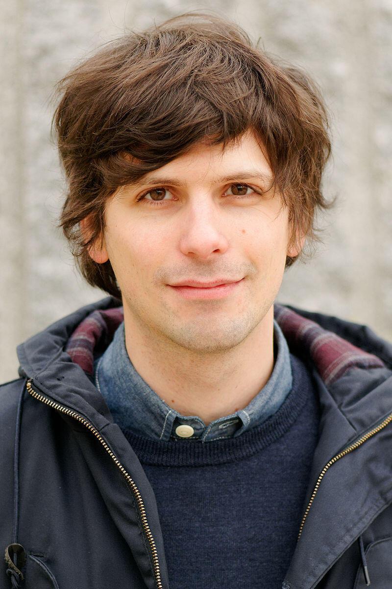 """Phóng viên báo Libération Vincent Glad, người chủ xướng nhóm """"Ligue du LOL"""". Ảnh chụp năm 2012."""