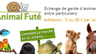 Screen capture/www.animal-fute.com