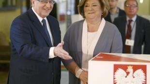 波兰5月10日举行总统大选第一轮投票