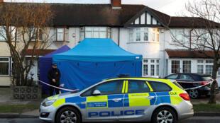 Polícia investiga morte suspeita de Glushkov em sua casa, no sudoeste de Londres.