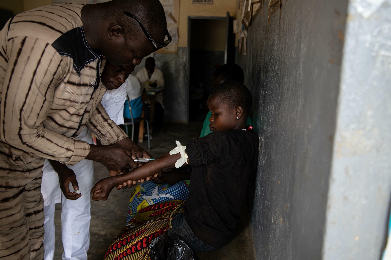 Malaria paludisme vaccin