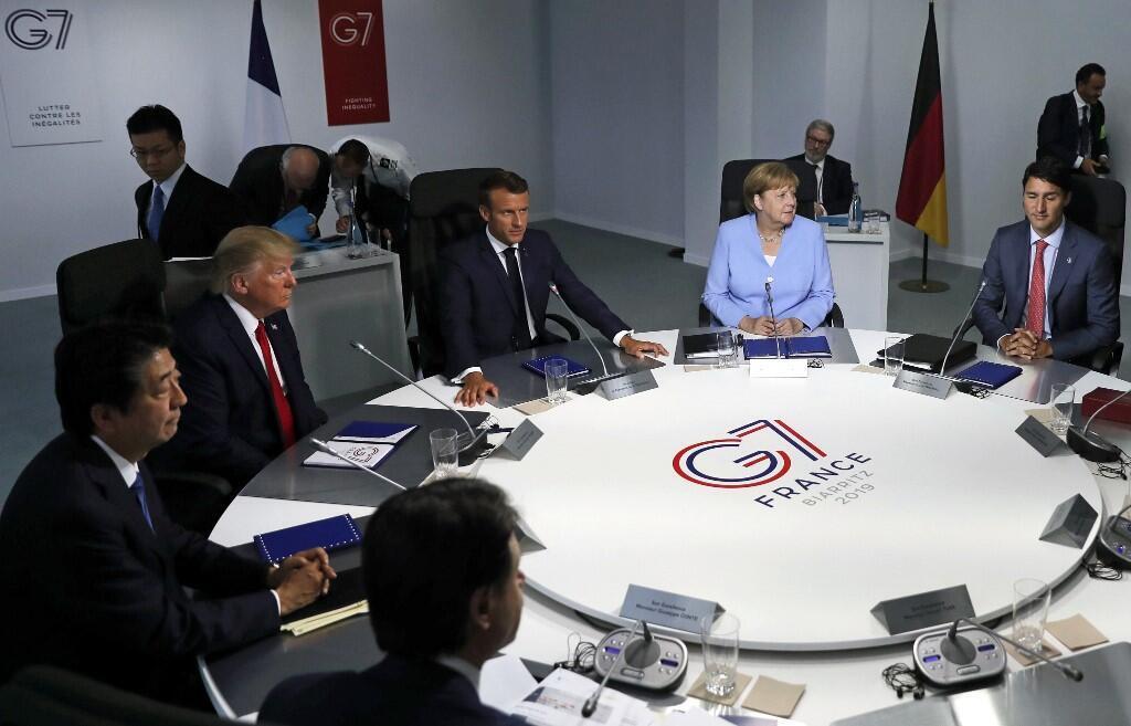 annual G7 Summit.