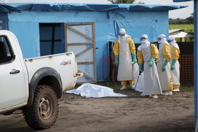Dans un centre de santé de la région de Lofa, au Liberia.