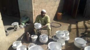 Kasuwar Larento da ke garin Jos na jihar Filato