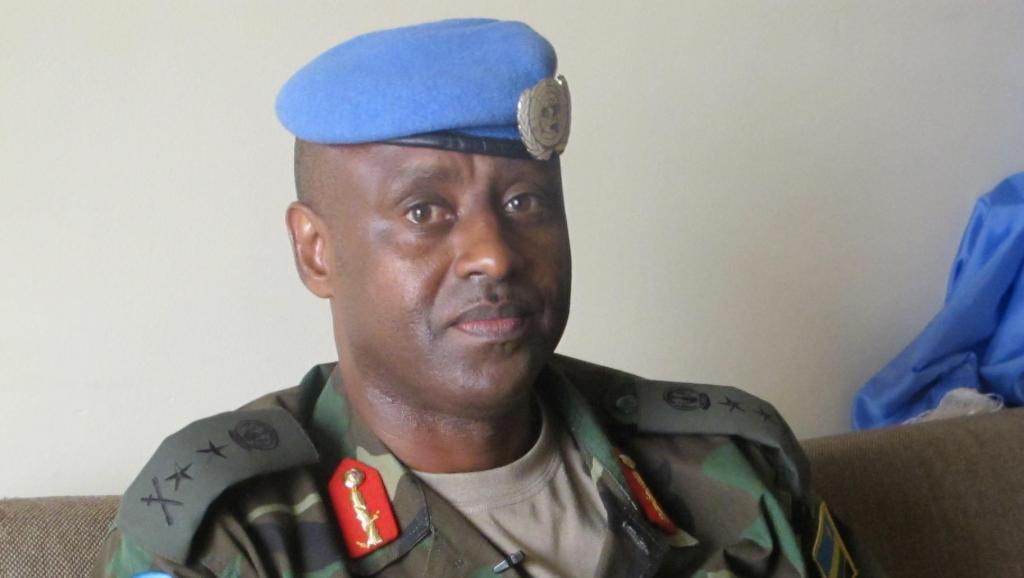 Jeneral Jean Bosco Kazura. Aliye kuwa mkuu wa kikosi cha Umoja wa Mataifa cha kulinda amani Mali.