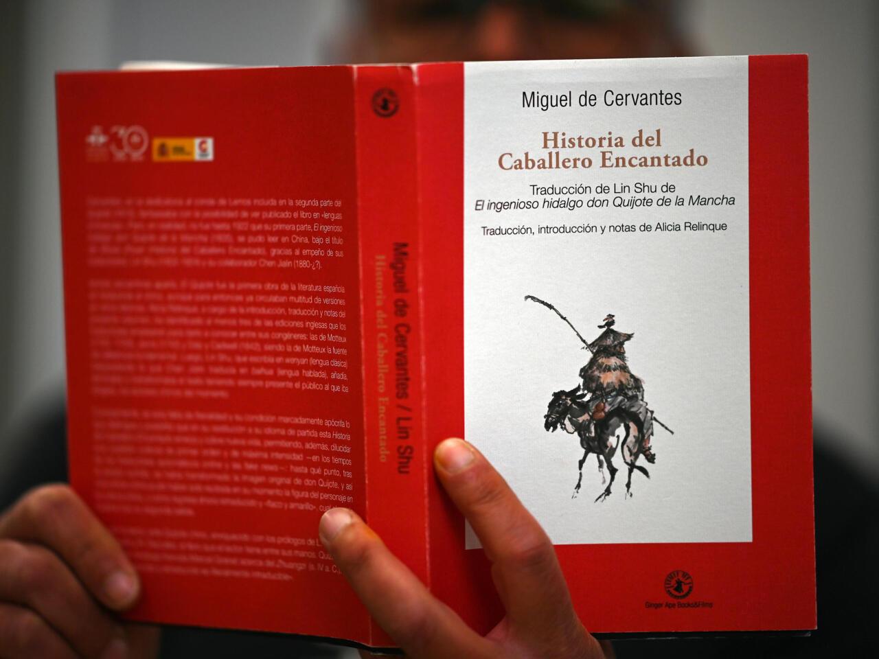 Don Quijote y su fabuloso viaje de ida y vuelta a China - RFI